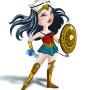 Nurse Wonder Woman