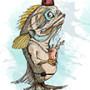 Fezzy Fish